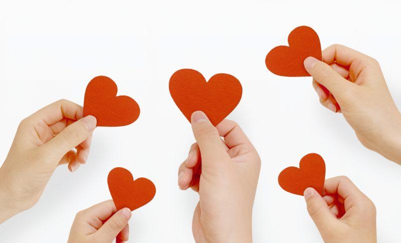 幸せ愛情ホルモン、オキシトシンで記憶力アップ&ストレス値ダウン!