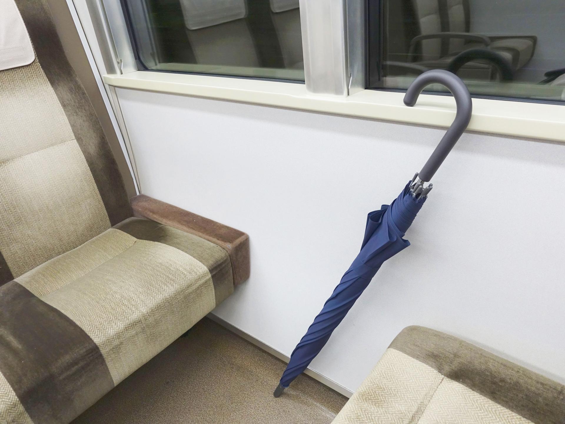 電車に傘を置き忘れるのはなぜ?展望的記憶をキープしてうっかりを防ごう!